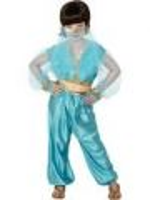 Dětský kostým  - Arabská princezna - M (85-D)