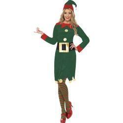 Kostým -  Elfová - S (87-D)