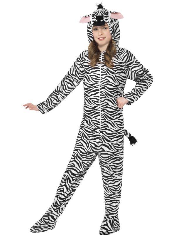 Dětský kostým Zebra - M (85-D) Smiffys.com