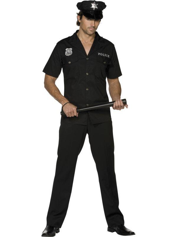 Kostým - Policajt - M (99) Smiffys.com