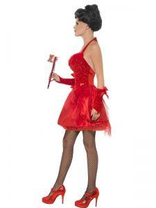 Kostým - Sexy Čertice - S (87-B) Smiffys.com