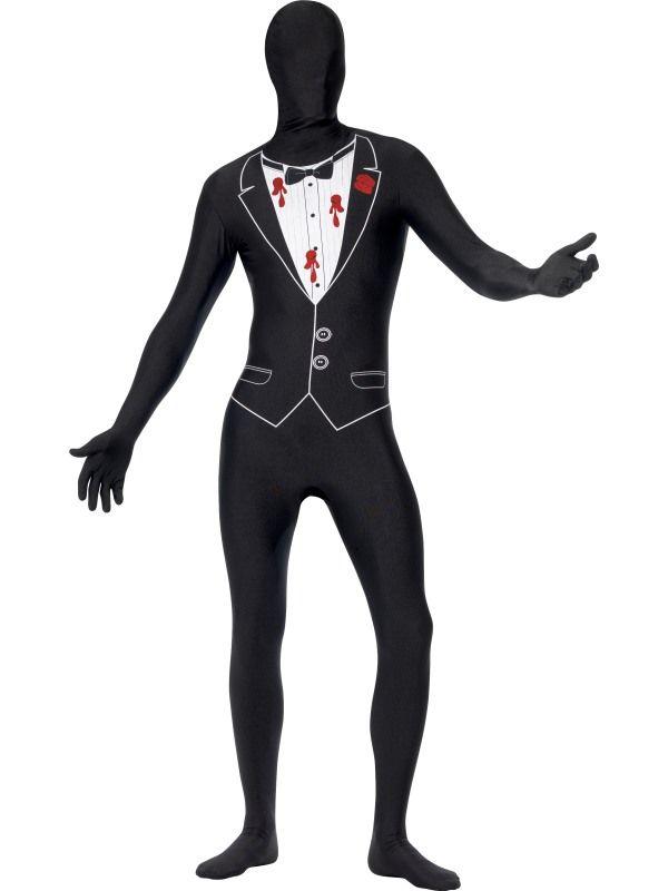 Kostým Gangster - Celotělový overal - L (124kr01) Smiffys.com