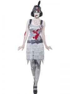 Kostým - Zombie - charleston - S (87-E)