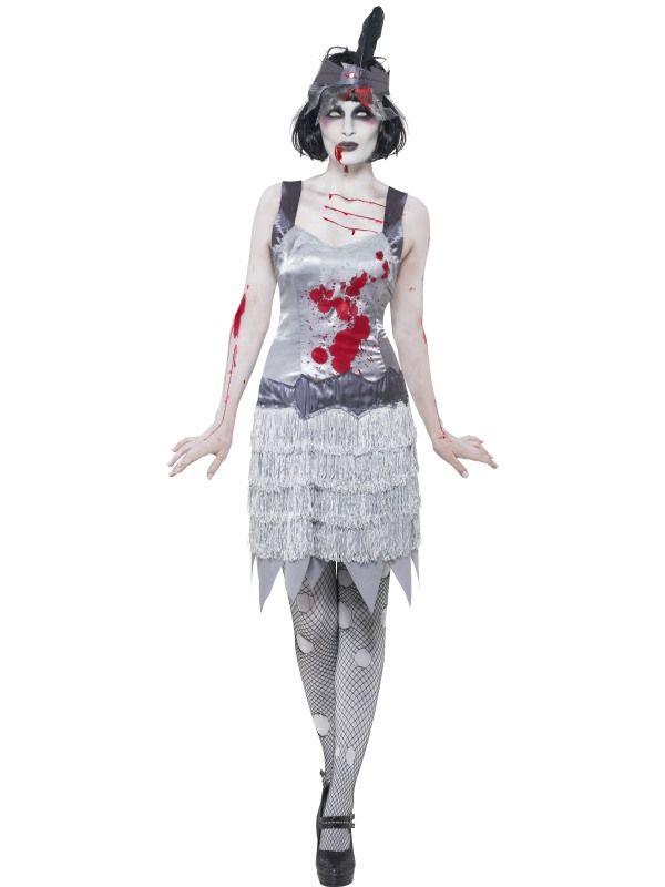 Kostým - Zombie - charleston - S (87-E) Smiffys.com