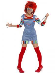 Kostým - Chucky - Child´s play 2 - S