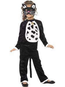 Dětský kostým - Kočka - S (85-B)