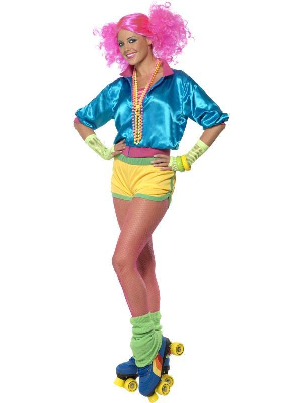 Kostým - Bruslařka Smiffys.com
