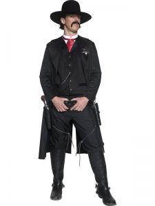Kostým - Western šerif - M