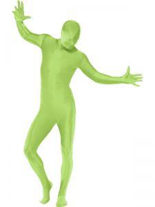 Kostým - Celotělový overal - zelený - L (106)