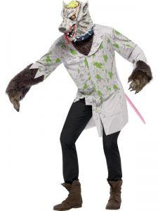 Kostým - Laboratorní krysa - M (102)