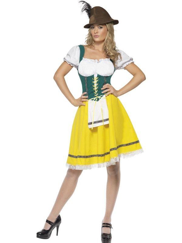 Kostým - Oktoberfest - S (87B) Smiffys.com