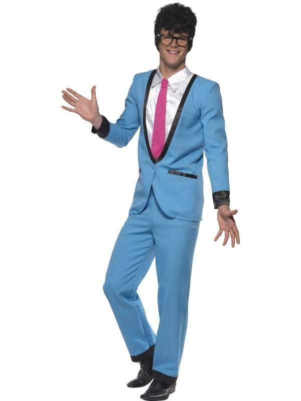 Kostým - Teddy Boy - M (100) Smiffys.com