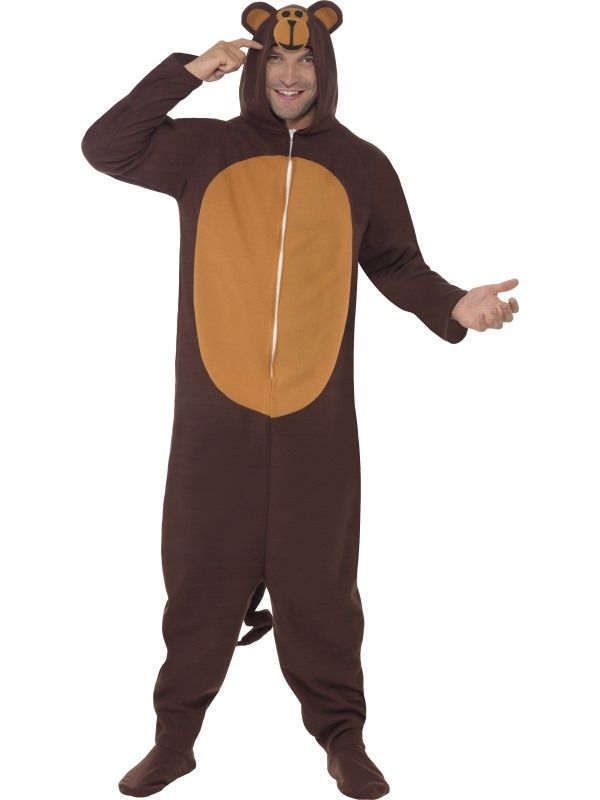 Kostým - Opice - L (84-H) Smiffys.com