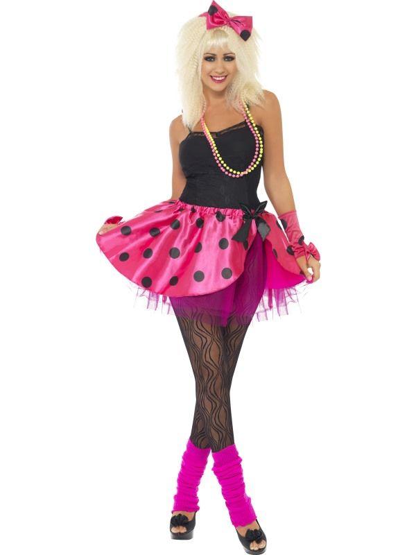 Kostým Sada - Pink - M (88-B) Smiffys.com