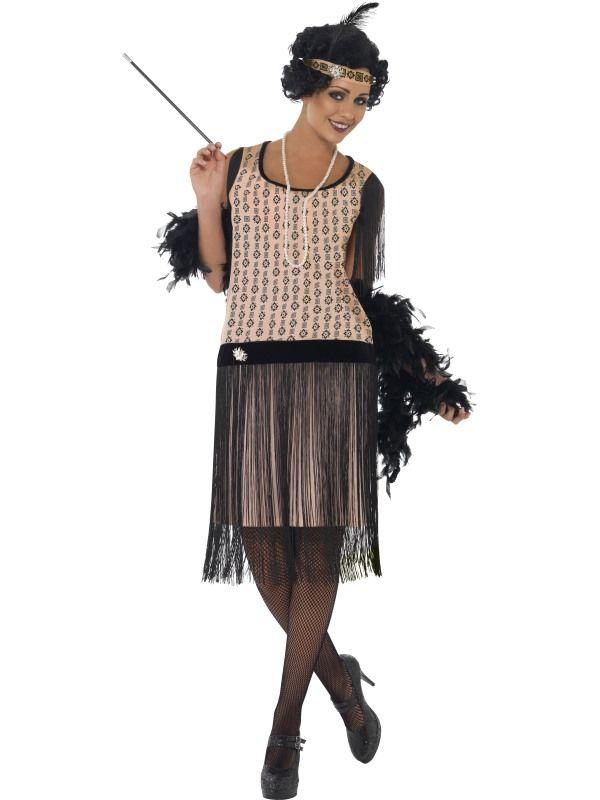 Kostým - Charleston 1920 - S (87-D) Smiffys.com