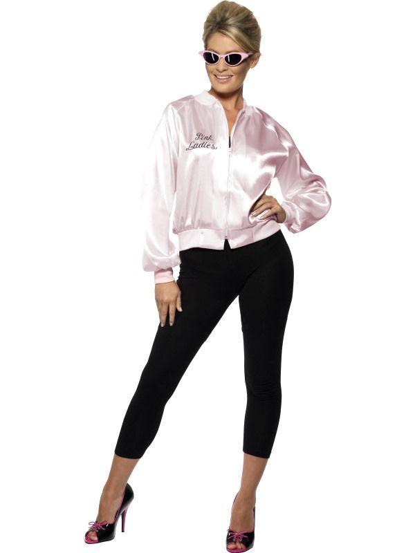 Bunda - Pomáda Pink - XS (87-E) Smiffys.com