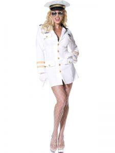 Kostým - Top Gun - kapitánka - S (87-C)