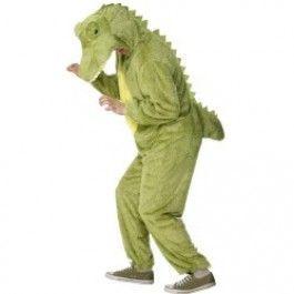 Kostým - Krokodýl - M