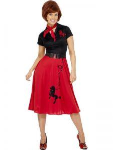 Kostým - 50 léta žena - L (95)