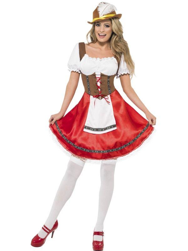 Kostým - Bavorské děvče (88B) Smiffys.com