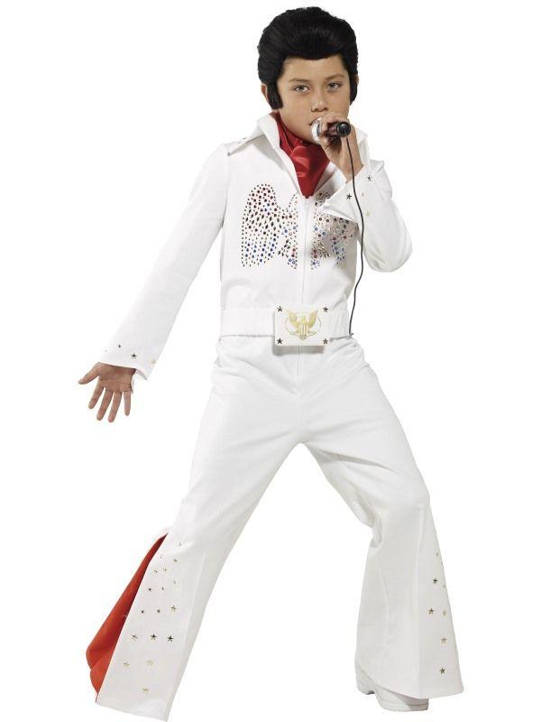 Dětský kostým - Elvis - M (86-C) Smiffys.com