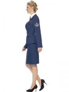 Kostým - Air Force kapitánka Smiffys.com
