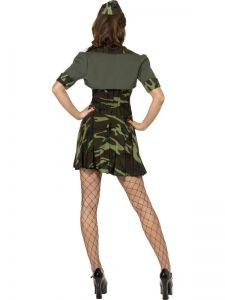 Kostým - Vojenská dívka - S (87-C) Smiffys.com