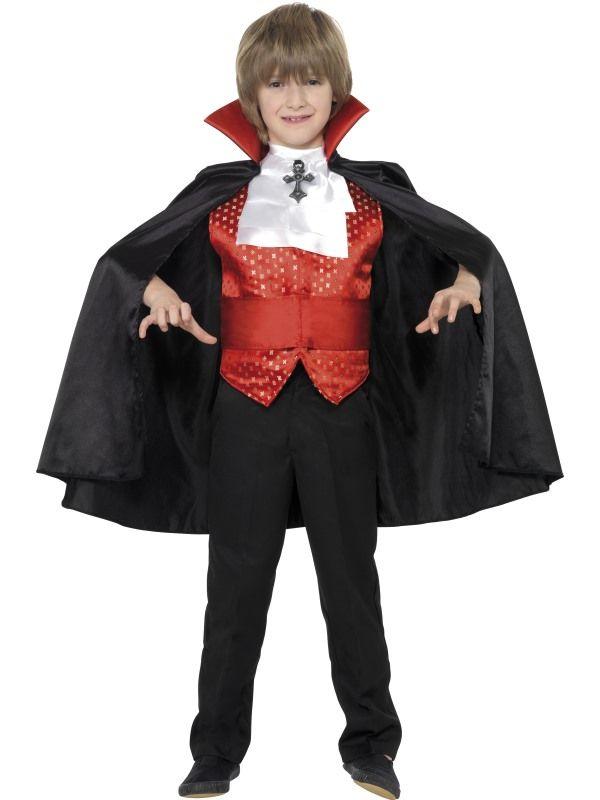 Dětský kostým - Drákula - M (86-C) Smiffys.com