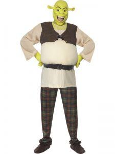 Kostým - Shrek - M  (100,124kr01)