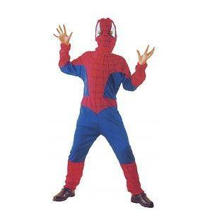 Dětský kostým - Spiderman - S (5-6let) (86)