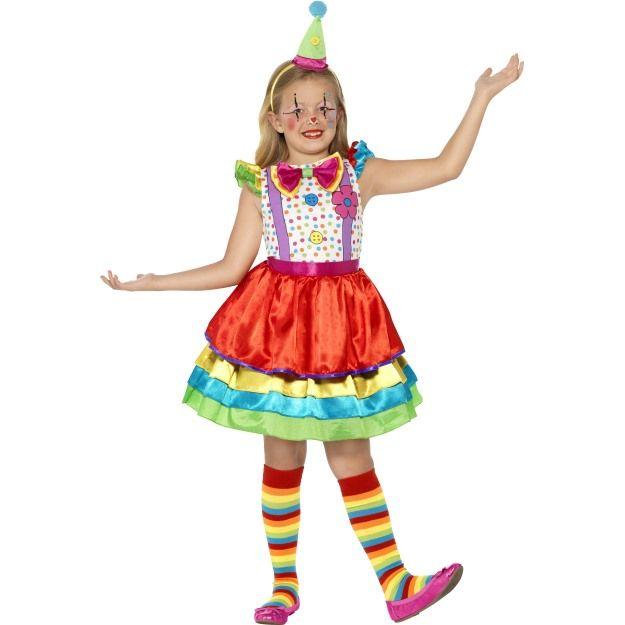 Dětský kostým - Klaun - S (85-B) Smiffys.com