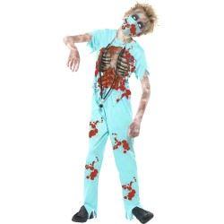 Dětský kostým - Zombie - chirurg - L (86-F) Smiffys.com