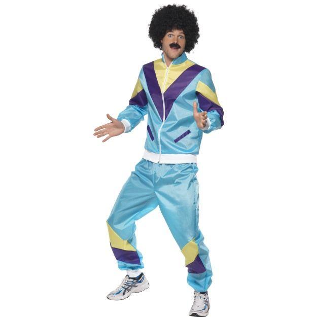 Kostým Cvičitel - 80 léta - M Smiffys.com