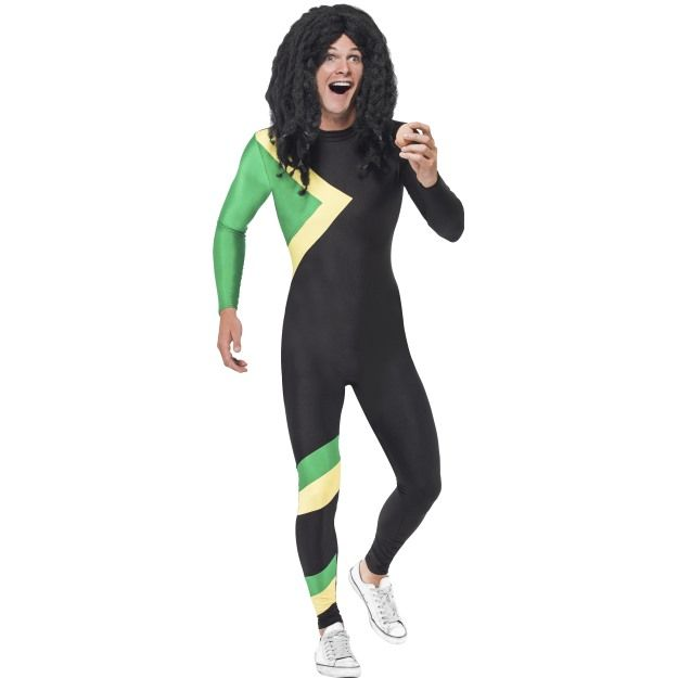 Kostým - Jamajčan - sportovec - M (100) Smiffys.com