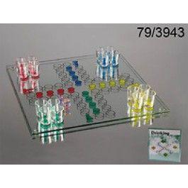 Hra člověče  napij se  skleněné (71B)