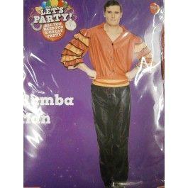 Kostým - Tanečník  Rumby - M (101)