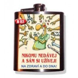 Placatka - nikomu nedávej (69) Divja.cz