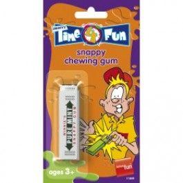 Žvýkačka pastička (81-E) Smiffys.com