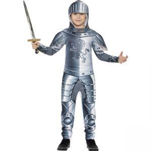 Dětský kostým - Rytíř de lux - L (86-E)