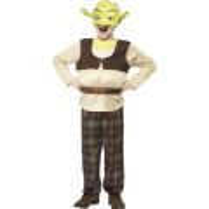 Dětský kostým - Shrek  - L   (86-E)