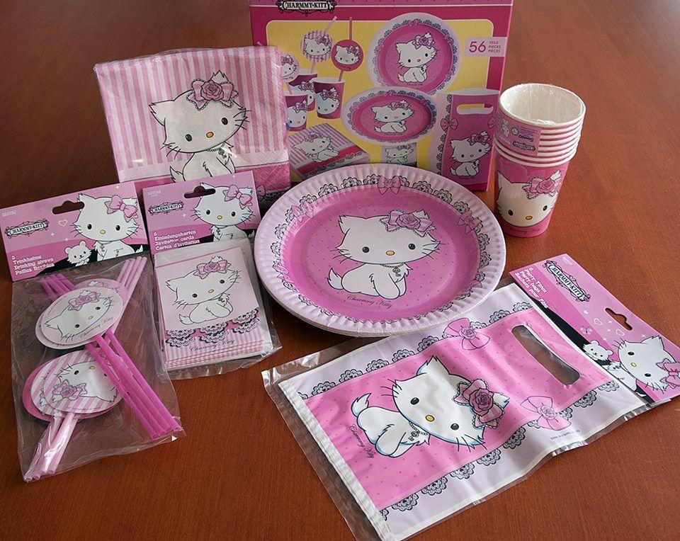 Party box Charmmy Kitty ptakoviny.cz