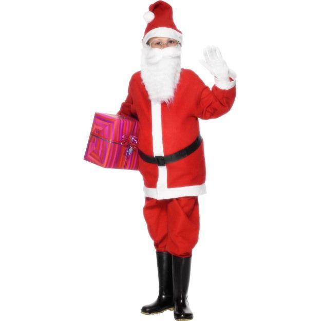 Dětský kostým - Santa - S (86-B) Smiffys.com