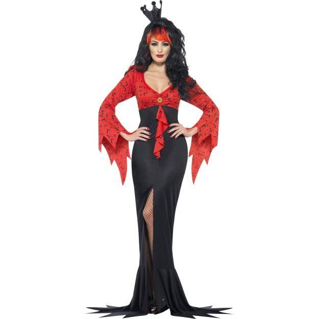 Kostým - Královna ďáblů - Evil - S (87-E) Smiffys.com