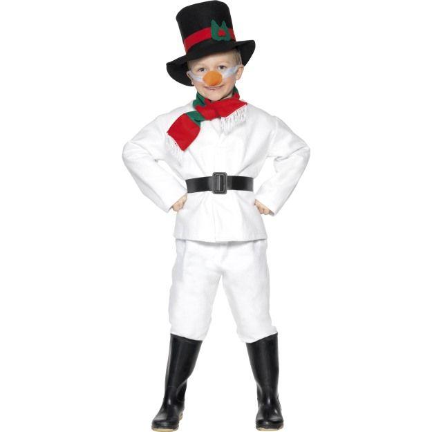 Dětský kostým - Sněhulák - S Smiffys.com