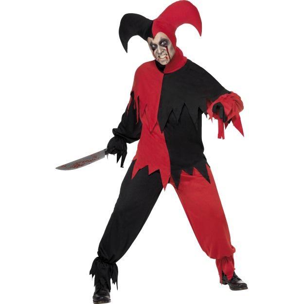 Kostým - Temný šašek - L (104) Smiffys.com