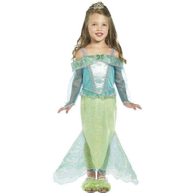Dětský kostým - Mořská panna - S Smiffys.com