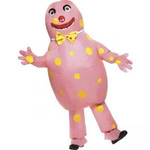 Kostým - Mr Blobby - nafukovací