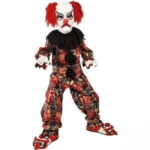 Dětský kostým - Klaun - M