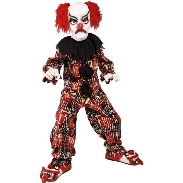 Dětský kostým - Klaun - M Smiffys.com