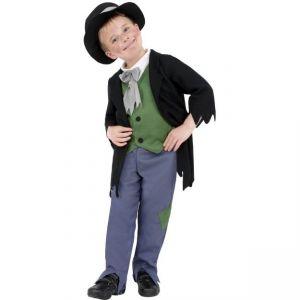 Dětský kostým - Viktoriánský chlapec - S
